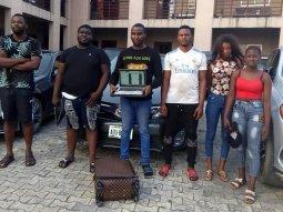 Common cars driven by Nigerian yahoo boys