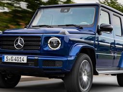 """Mercedes G-Class defies the years with 40th anniversary """"Stronger Than Time"""" special edition"""
