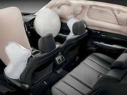 History of the airbags standard in every car nowadays