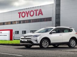 Toyota maintains position as world's most valuable automotive brand for 7 years