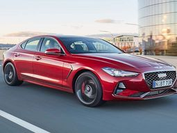 Genesis G70 finally debuts in Australia, with 5-year warranty