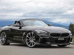Dähler tunes BMW Z4 M40i to hit a whopping 435 hp as substitute to the disappointing Z4 M