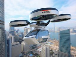 Paris might debut autonomous flying taxis to serve 2024 Olympics guests
