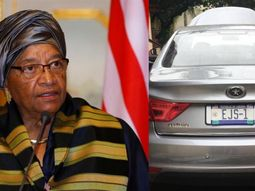 Sirleaf Johnson acquires Ghanaian-made Katanka Mensah sedan; Should Buhari ride an Innoson?