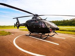 Latest revealed: Nigeria's Ore road helicopter picked up a stroke victim