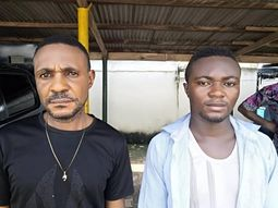Two car thieves nabbed in Anambra, a Toyota Corolla recovered