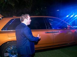 Rolls-Royce Cullinan makes a grand debut in Nigeria