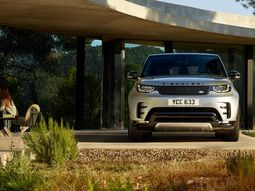 The Discovery is 30 years & a Landmark Edition Land Rover is offered