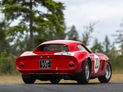 It's illegal to make copycats of Ferrari 250 GT0 classic car!