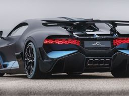 Bugatti will unveil the Limited edition Hypercar this week at Monterey