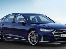 2020 Audi S8 debuts with a 563 hp, what's our guessing price?