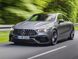 Check out features of 2020 Mercedes-AMG CLA 45 just released on July 4th!
