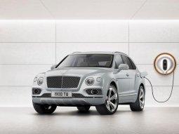 2019 Bentley Bentayga hybrid: SUV ruggedness, fuel economy & Bentley classiness