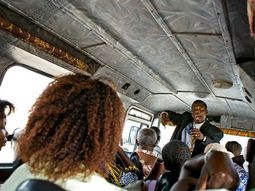 Pros & cons of traveling with public transport lines in Nigeria