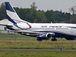 Air Peace becomes national carrier on Lagos-Dubai route