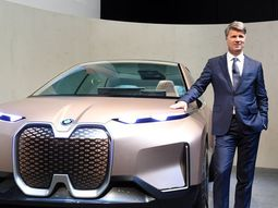 BMW CEO Harald Krueger is stepping down amidst weakened profits