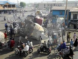 Gombe traffic: 103 people involved in motorcycle accidents in 90 days