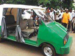 University of Nigeria Nsukka produces first electric car in Nigeria
