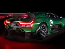 Track Machine: Brabham Automobiles starts the production of the BT62 Hypercar
