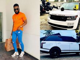 SwankyJerry gifts himself a Supercharged Range Rover Autobiography for birthday