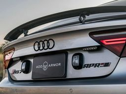 This Audi RS7 Sportback with 202Mph is the world's fastest Armored car