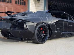 Get a 3D Lamborghini Aventador with N7.2 million, will you?