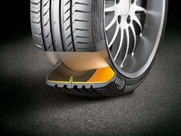 Technologies behind the latest self-healing tires explained!