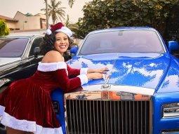 Top 8 Nigerian Women that own a Rolls-Royce car
