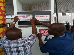 Five petrol stations sealed by DPR, Enugu for tampering with pumps