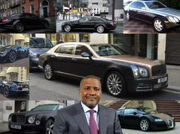 Top 10 richest men in Nigeria 2020 & their cars