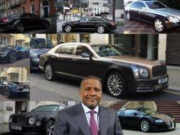 Top 10 richest men in Nigeria 2020 & their cars