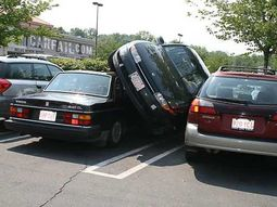Steps to do 3 types of car parking (Angle, Parallel & Perpendicular)