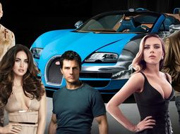 Driving Divas! Beautiful cars of 8 beautiful Hollywood female superstars