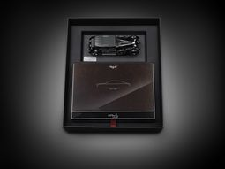 Bentley introduced commemorative key case Mulsanne W.O Edition Case by Mulliner