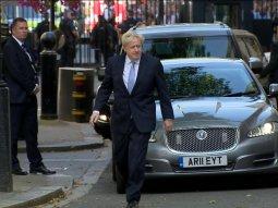 Armored Jaguar XJ Sentinel chosen as official car of the new UK Prime Minister - Boris Johnson