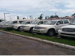 Innoson Motors supplies 10 brand-new vehicles to Kogi state government