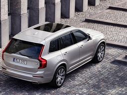 Full specs of Volvo XC90 Armoured SUV, the best among its class