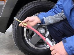 How often should I inflate my tyres?