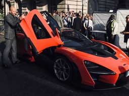 Fast & Furious: Hobbs and Shaw premier in London, Jason Statham flaunts brand new McLaren Senna