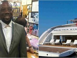 Kola Aluko's ₦15B Yacht, Galactica Star, finally goes to the highest bidder