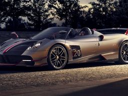 The all-new Pagani Huayra Roadster BC revealed, priced at ₦1.2 billion!