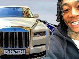 Wiz Khalifa's cars, house, net worth & facts