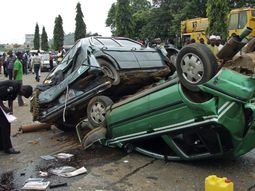 22 lives lost in Bauchi auto crash between truck and bus