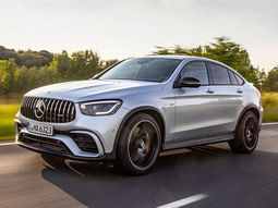A quick review of the 503hp Mercedes-AMG GLC 63 S Coupe 2019 model