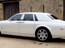 Exotic royalty! Billionaire Subomi Balogun got to Ojude Oba in his bespoke Rolls-Royce Phantom