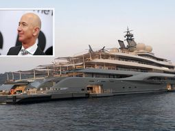 Inside ₦145b Flying Fox Mega Yacht of the world richest man – Jeff Bezos