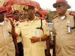 37 FRSC officials arrested for extorting motorists