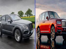 Bentley Bentayga vs Rolls-Royce Cullinan: when the Top meets the No.1