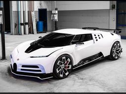 """See the ₦3.6b super-powerful Bugatti """"Centodieci"""" Hypercar that pays homage to EB110 supersport"""