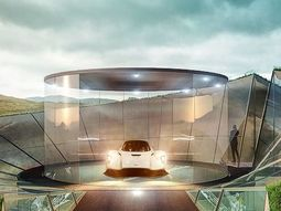 Aston Martin Automotive Galleries and Lairs: an entirely customized lair for your luxury beast!